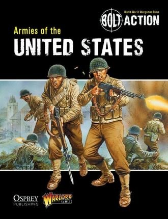 Warlord games Bolt Action: Armies of the United States Book
