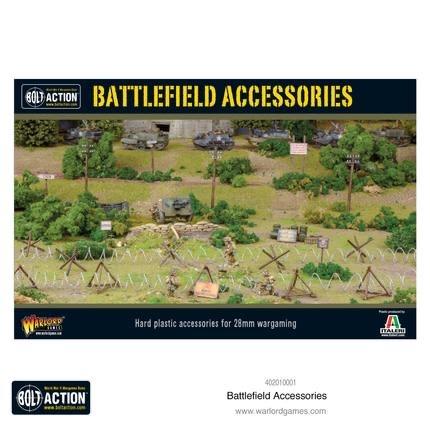 Warlord games Bolt Action Terrain: Battlefield Accessories