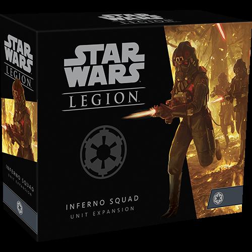 Fantasy Flight Star Wars Legion: Inferno Squad