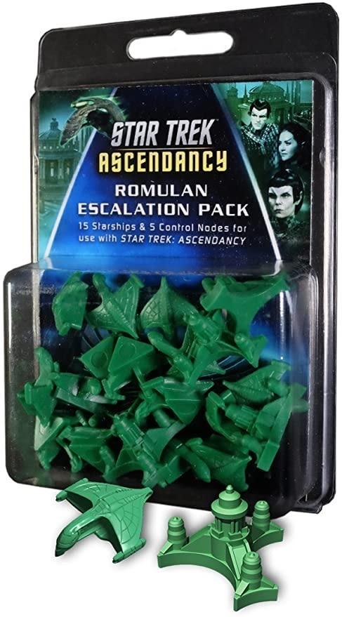 Gale Force Nine Star Trek Ascendancy: Romulan Escalation pk
