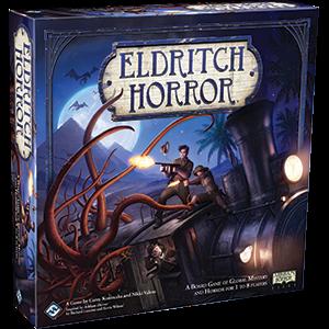 Fantasy Flight Eldritch Horror: Core Game