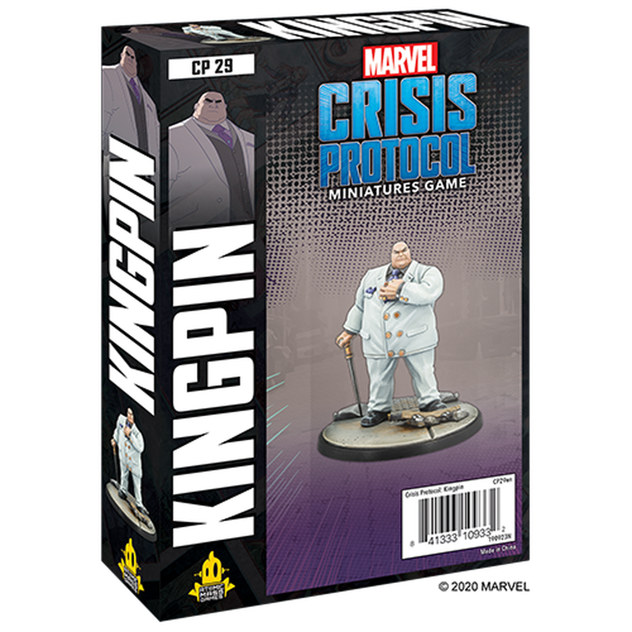 Atomic Mass Games Marvel Crisis Protocol: Kingpin