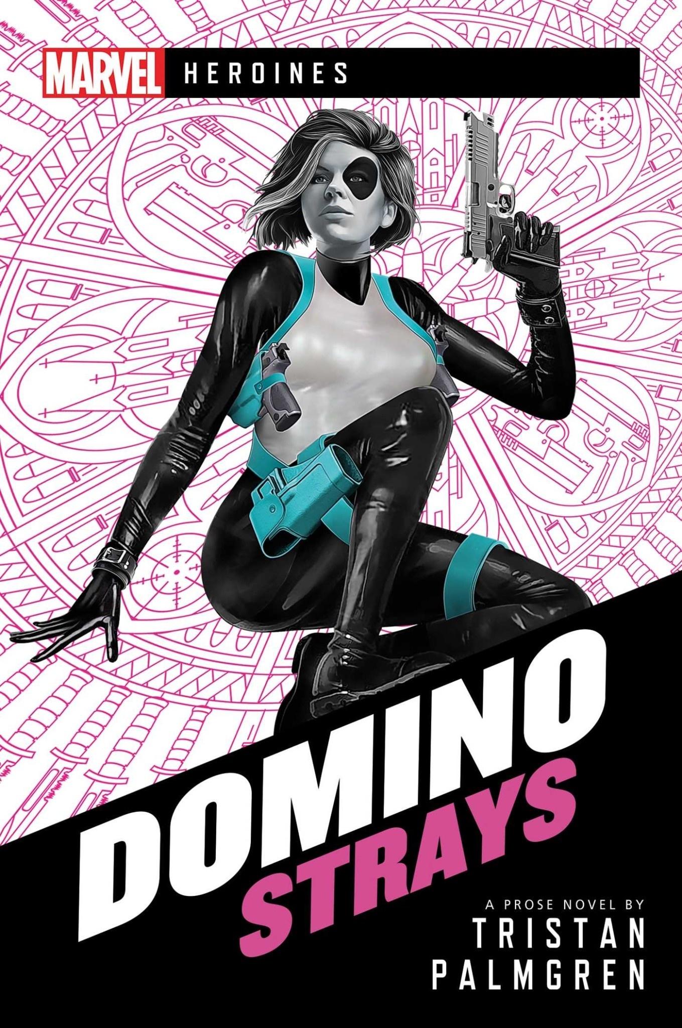 Aconytebooks Marvel NOVEL: Domino Strays