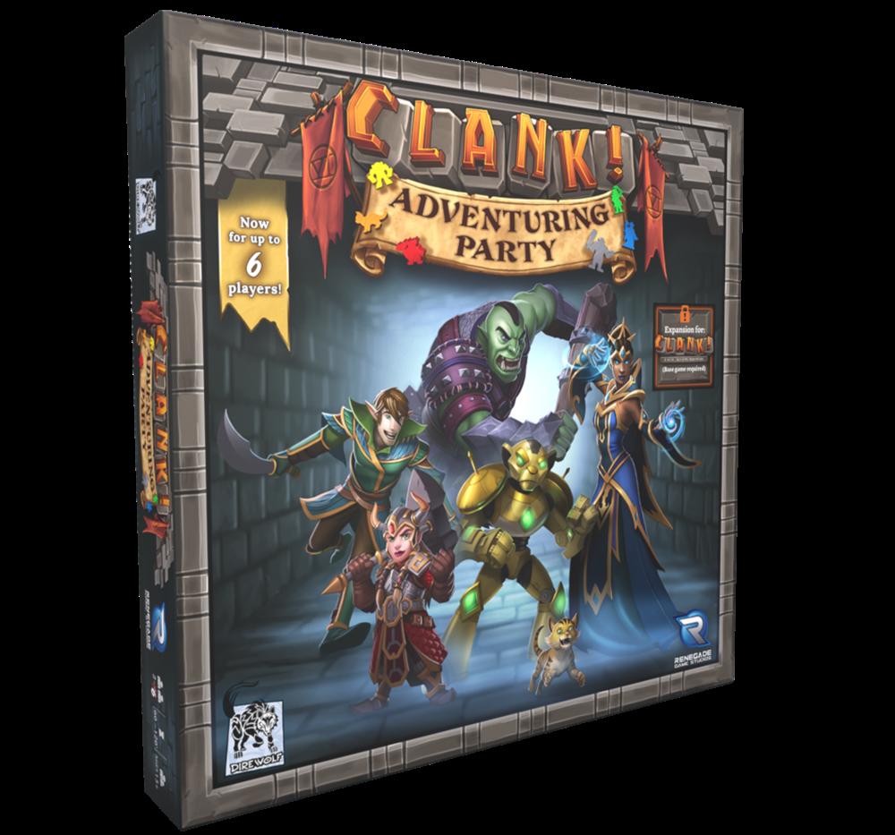 Renegade Clank! : Adventuring Party