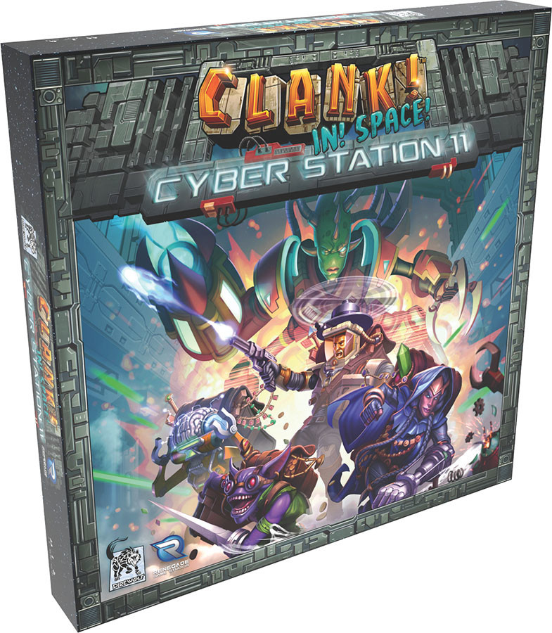 Renegade Clank! In Space: Cyber Station 11