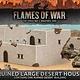 Gale Force Nine Flames of War Terrain: Ruined Large Desert House