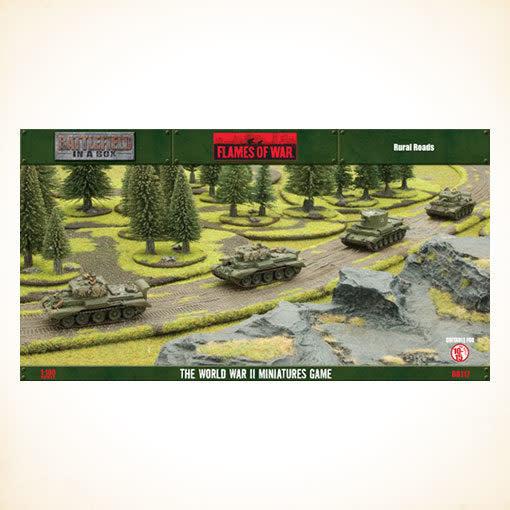 Battlefield in a Box Battlefield in a Box: Rural Roads