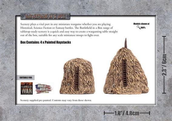 Battlefield in a Box Battlefield in a Box: Haystacks