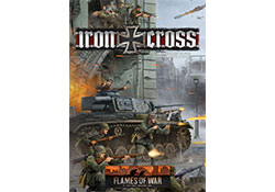 Flames of War Flames of War Book: Iron Cross (german- mid)