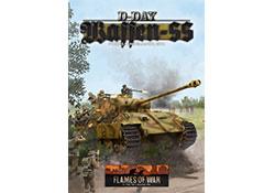 Flames of War Flames of War Book: D-Day Waffen-SS (german)