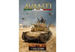 Flames of War Flames of War Book: Avanti Army (italian- mid)