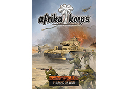 Flames of War Flames of War Book: Afrika Korps  (german- mid)