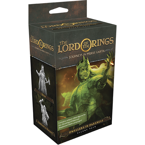 Fantasy Flight Lord of the Rings Journeys in Middle-Earth: Dwellers in Darkness