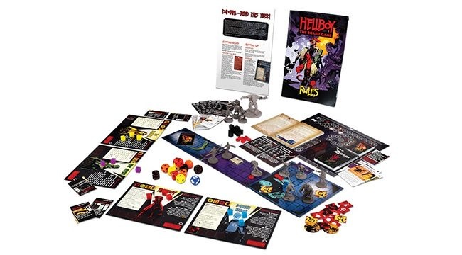 Mantic Hellboy The Board Game