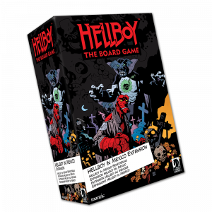 Mantic Hellboy the Board Game: Hellboy in Mexico