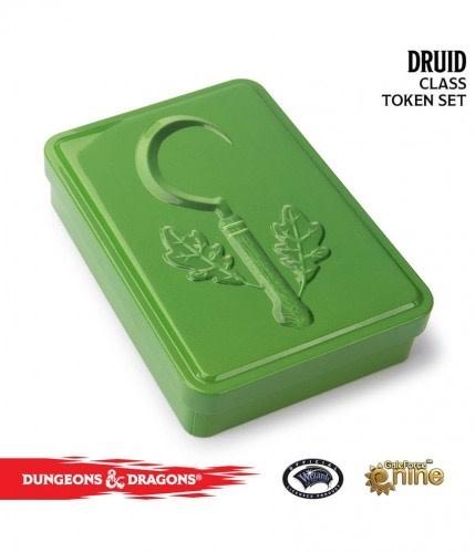 Dungeons & Dragons D&D Token Set: Druid