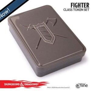 Dungeons & Dragons D&D Token Set: Fighter