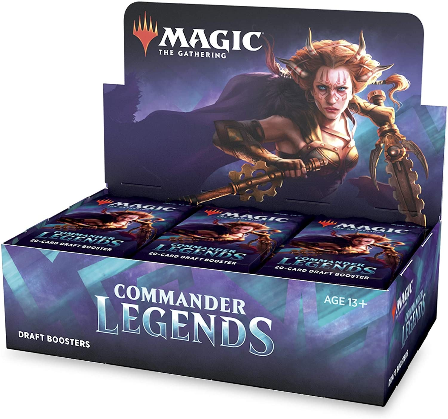Magic the Gathering Magic the Gathering CCG: Commander legends booster
