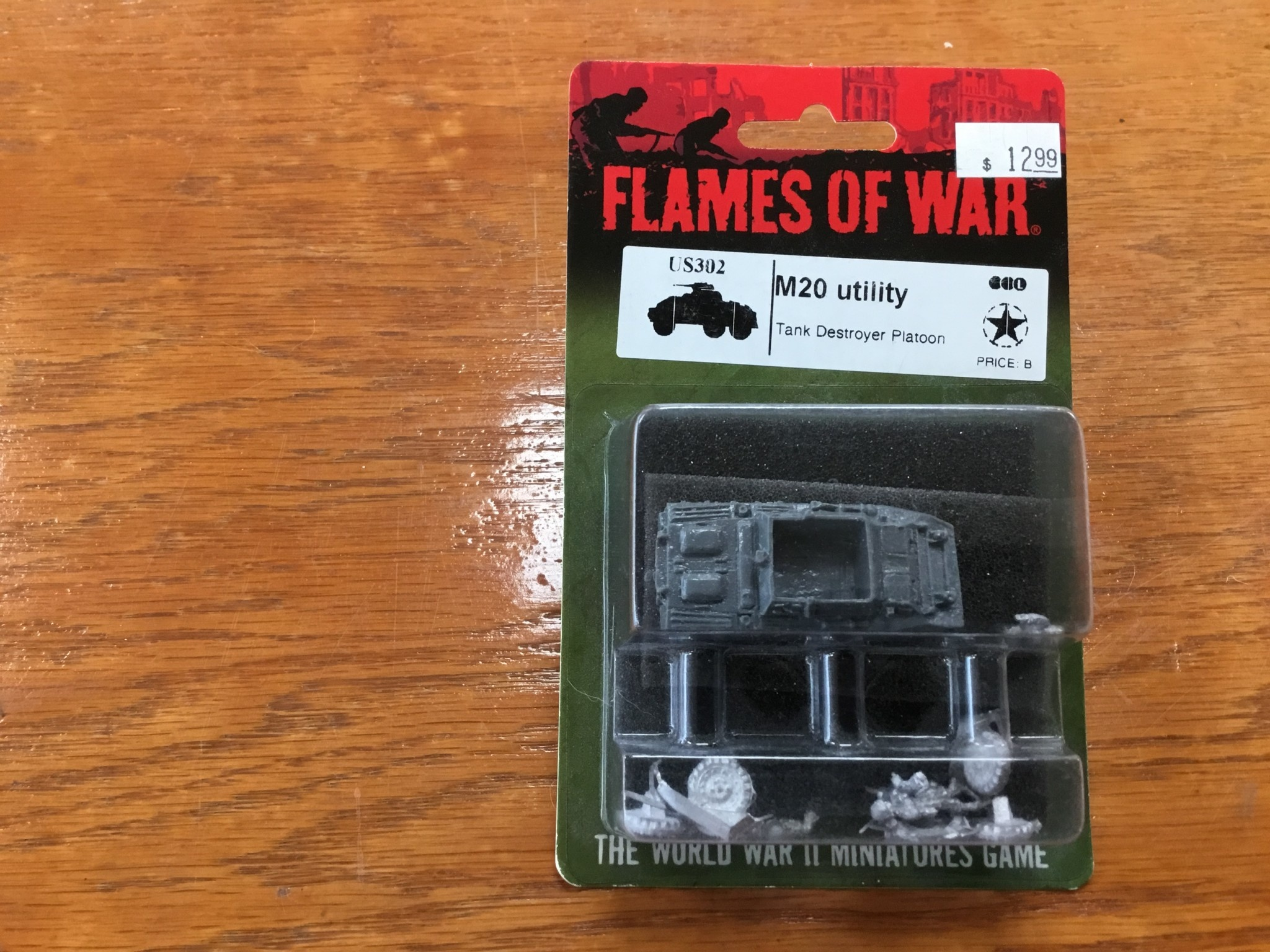 Flames of War Flames of War: USA- M20 Utility (late)