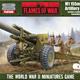 Flames of War Flames of War: USA-  M1 155mm Field Artillery Battery (mid-late)