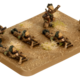 Flames of War Flames of War: Italy- MG and Mortar Platoons Bersaglieri (mid)