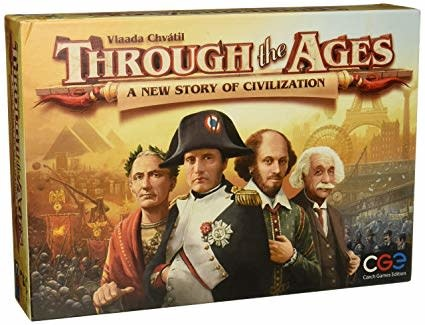 CGE Through the Ages a new story of civilization