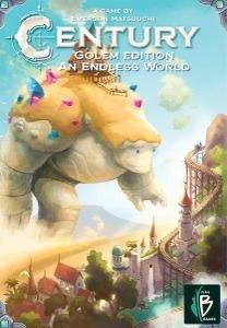 PLAN B GAMES Century Golem Edition: An Endless World