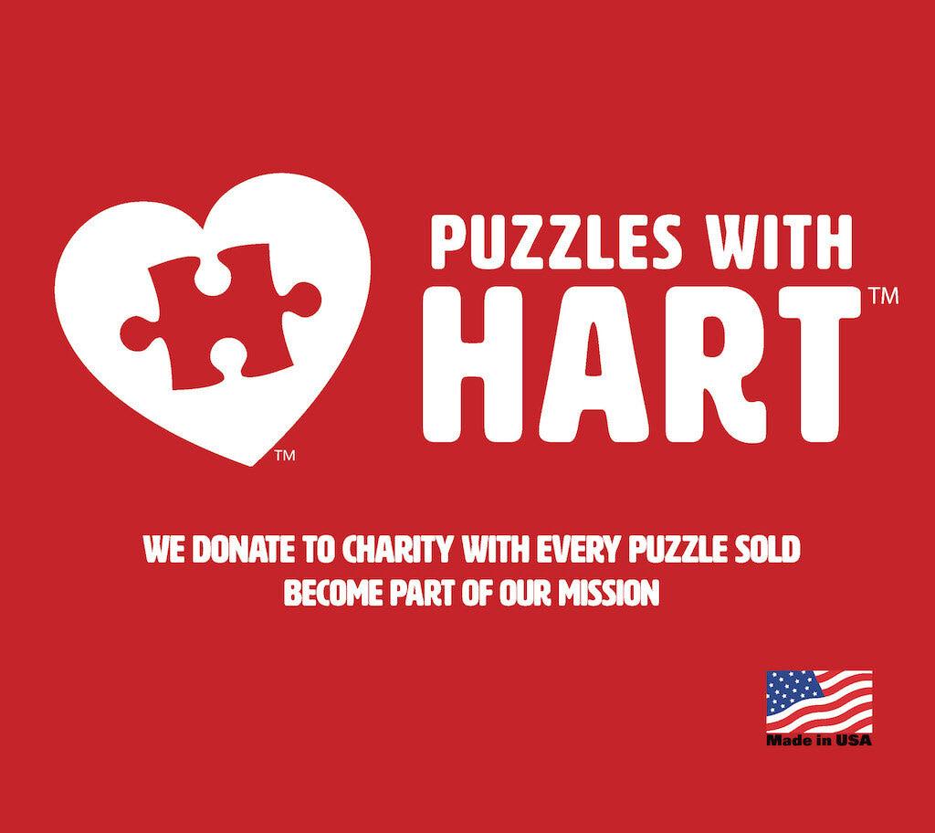 Hart puzzle Hart Puzzle: Art of Music (1000pc)