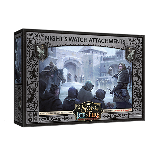 CMON Song of Ice & Fire:  Nights Watch Attachments I