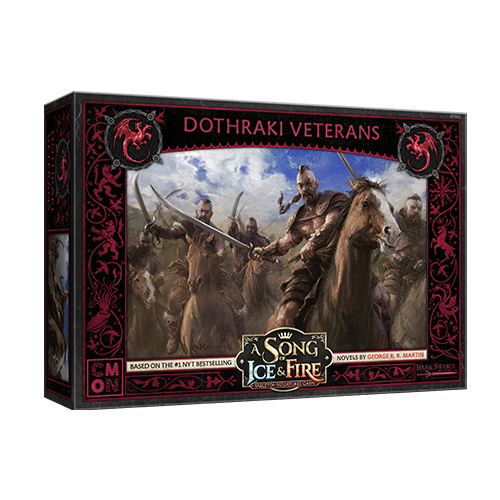 CMON Song of Ice & Fire: Dothraki Veterans