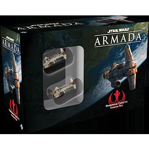 Fantasy Flight Star Wars Armada: Hammerhead Corvettes (2)