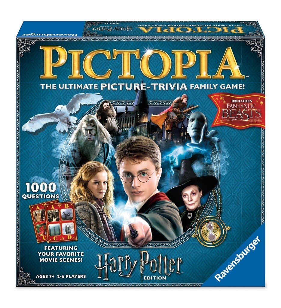 Ravensburger Pictopia Harry Potter