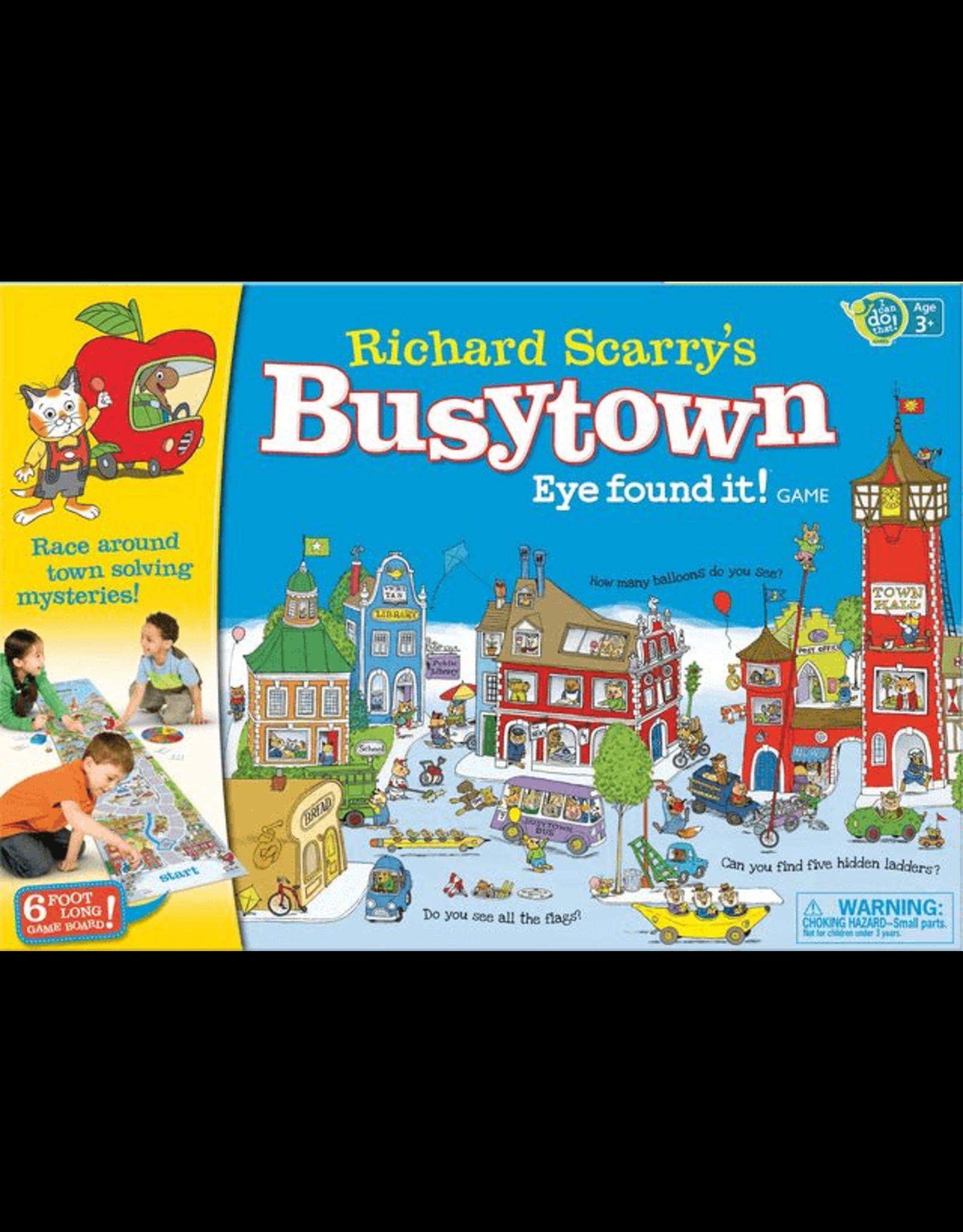 Ravensburger Eye Found it! Busytown