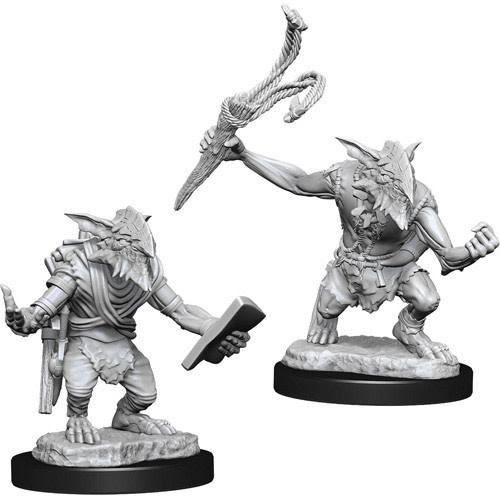 Wizkids D&D Magic Miniature: Goblin Guide & Bushwacker