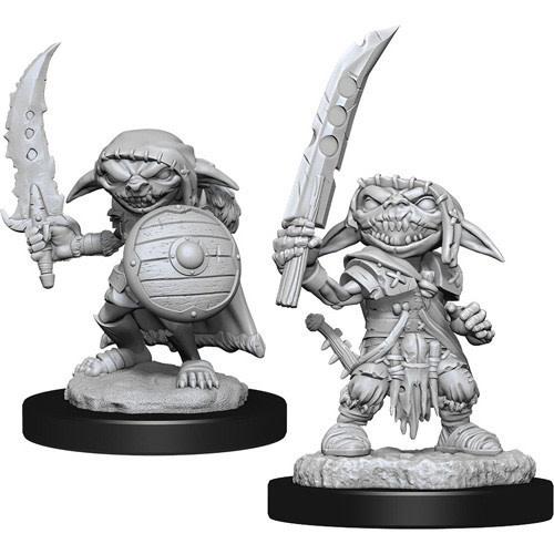 Wizkids Pathfinder Miniature: Male Goblin Fighter