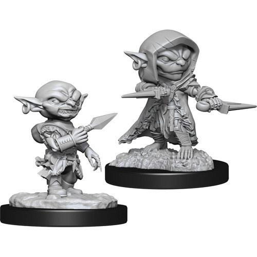 Wizkids Pathfinder Miniature: Male Goblin Rogue