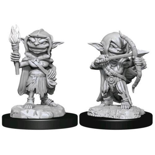 Wizkids Pathfinder Miniature: Female Goblin Rogue