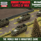 Flames of War Flames of War: British- Cromwell Armoured Platoon (late)