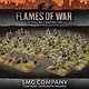 Flames of War Flames of War: Soviet- SMG Company (mid)