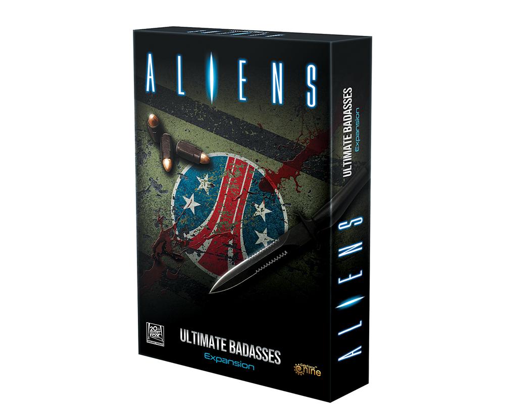 Gale Force Nine Aliens: Ultimate Badasses