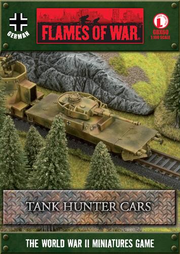 Flames of War Flames of War: German- Tank Hunter Car (late)