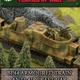 Flames of War Flames of War: German- BP44 Armoured Train Anti-aircraft car (late)