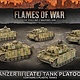 Flames of War Flames of War: German- Panzer III (late) Tank Platoon (Mid)