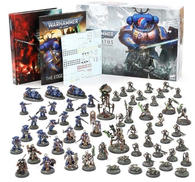 Games Workshop Warhammer 40K: Indomitus Box