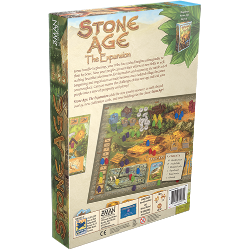 Zman Stone Age: The Expansion