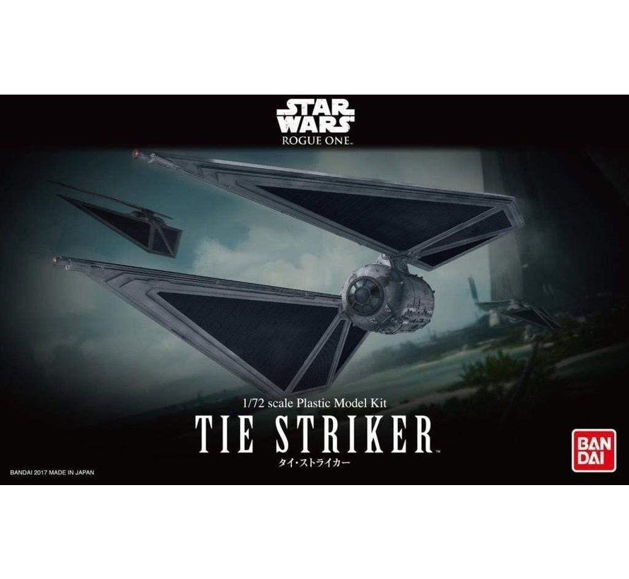 Bandai Star Wars 1/72 Tie Striker