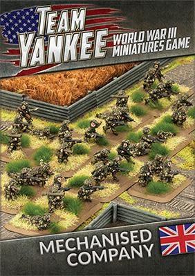 Team yankee Team Yankee: British- Mechanised Company