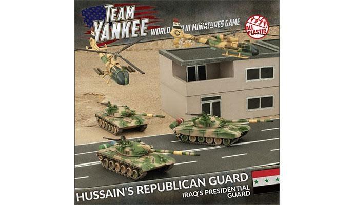 Team yankee Team Yankee: Iraq- Hussain's Republican Gaurd