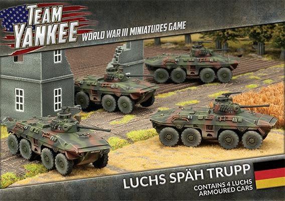 Team yankee Team yankee: German- Luchs Spah Trupp