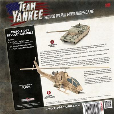 Team yankee Team Yankee: Iran- Ayatollah's Revolutionaries